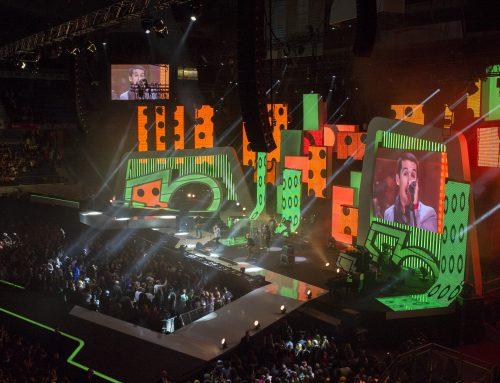 Gala Premios 40 principales 2014