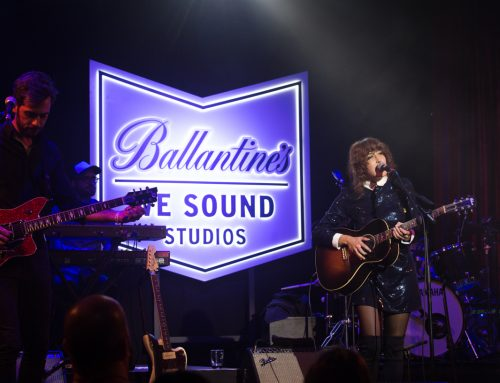 BALLANTINE´S WE SOUND